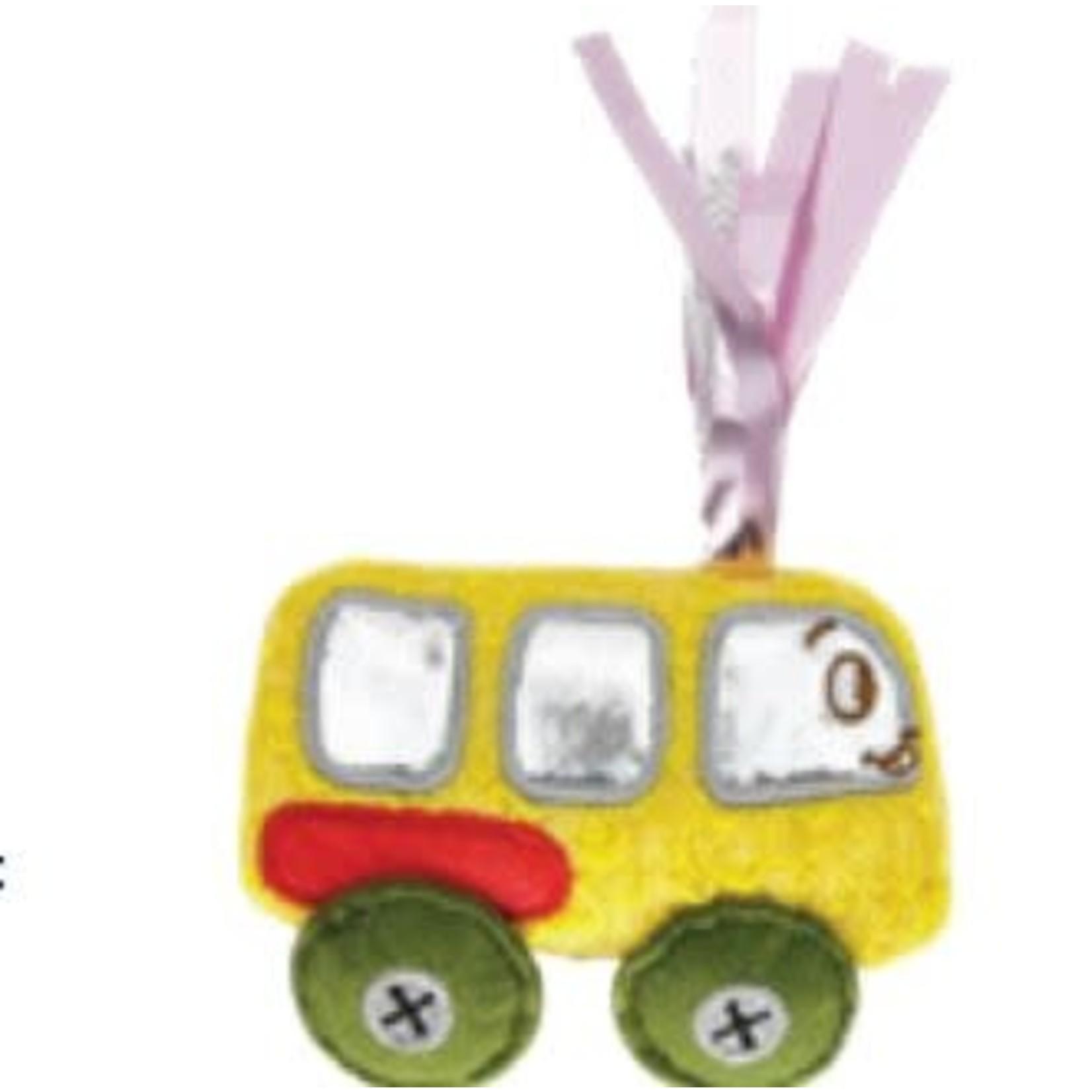 """Bus Cat Toy 4"""""""