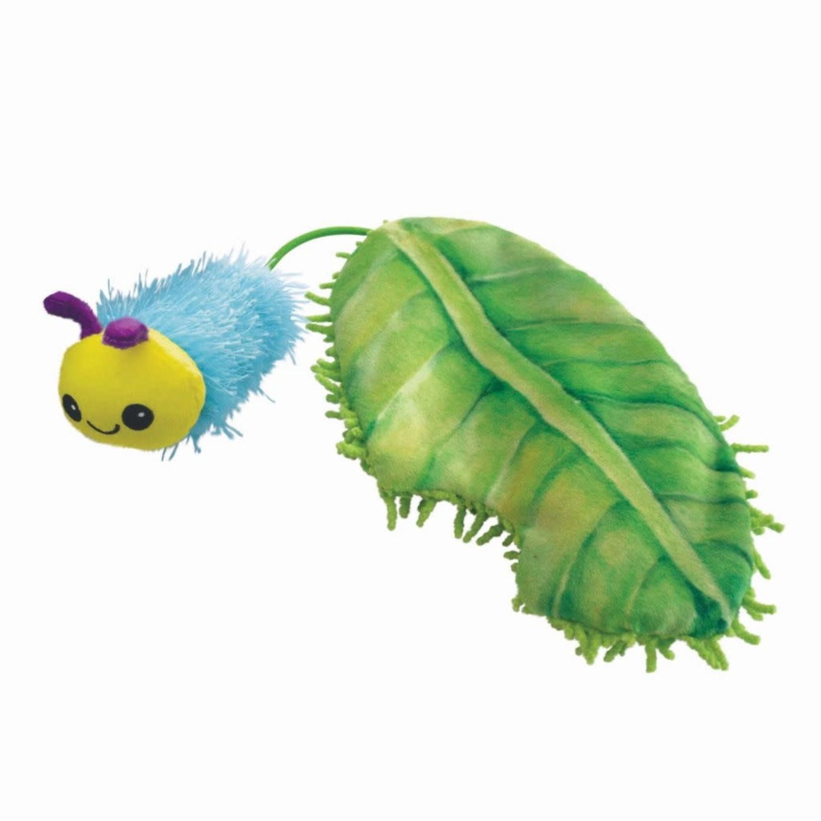 Kong Kong Flingaroo CATerpillar Cat Toy