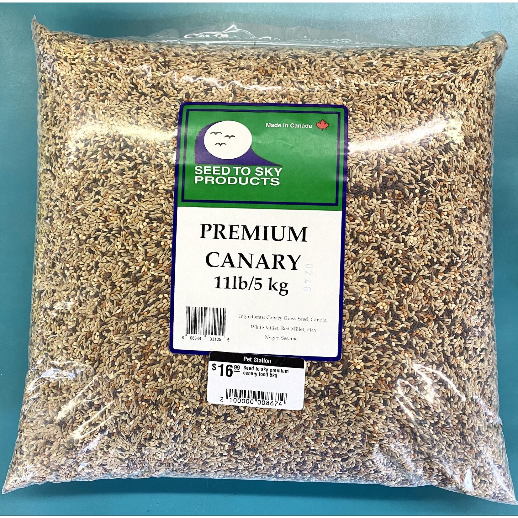 seed to sky Seed to sky Premium Canary
