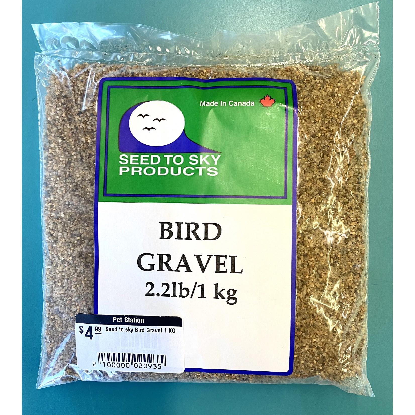 Seed to sky Bird Gravel 1 KG