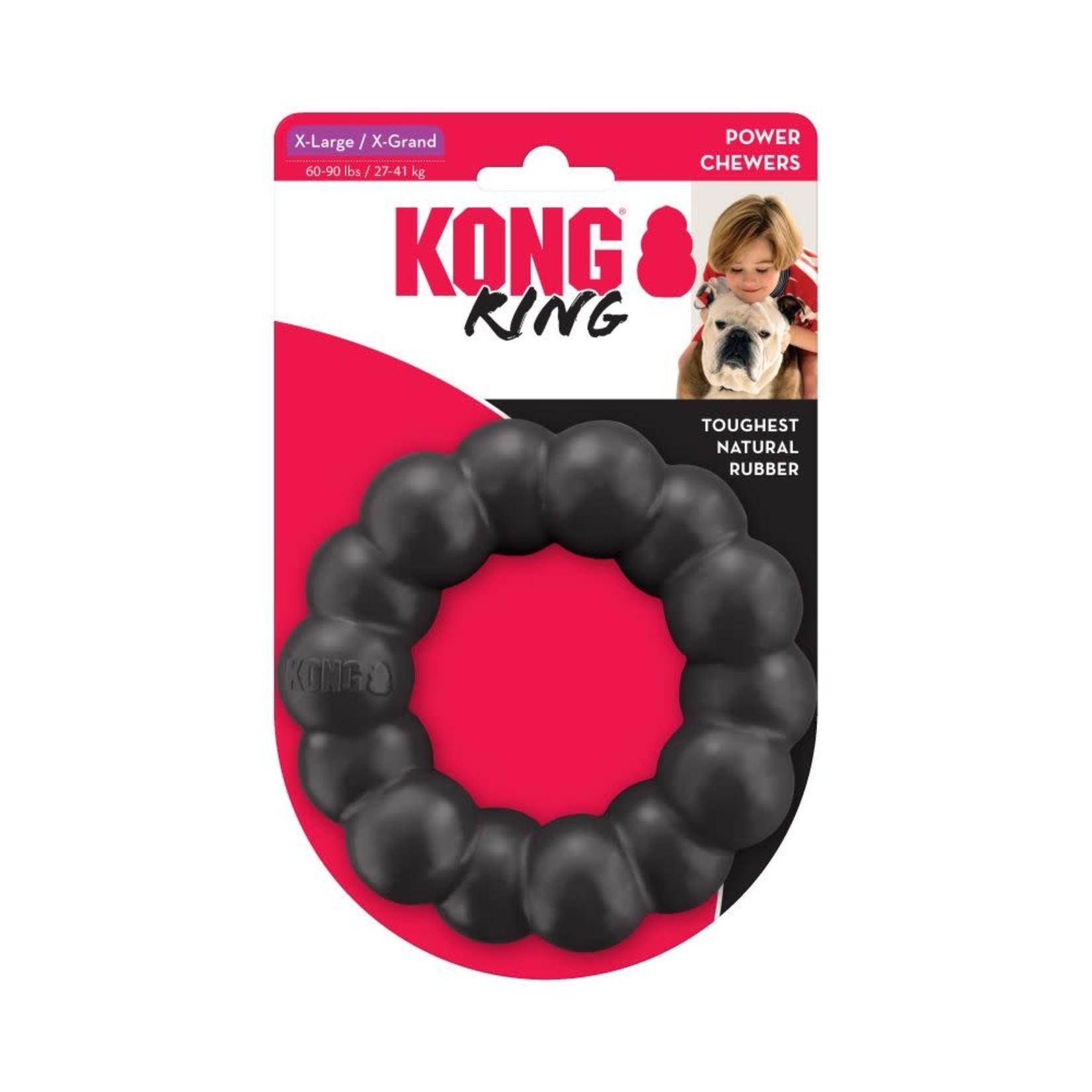 Kong Kong  Extreme Ring black XL