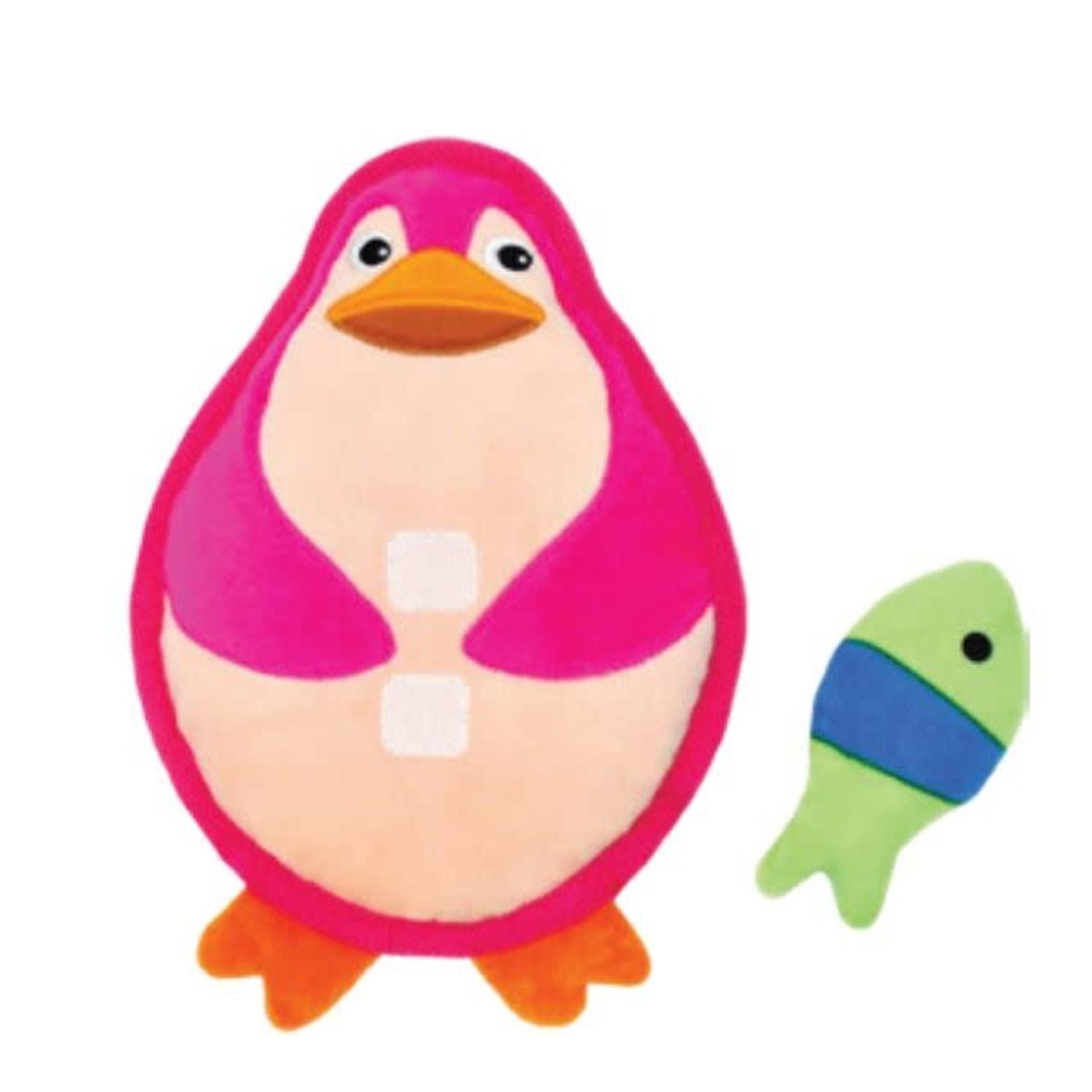"Penguin Puppy Toy 9.5"""