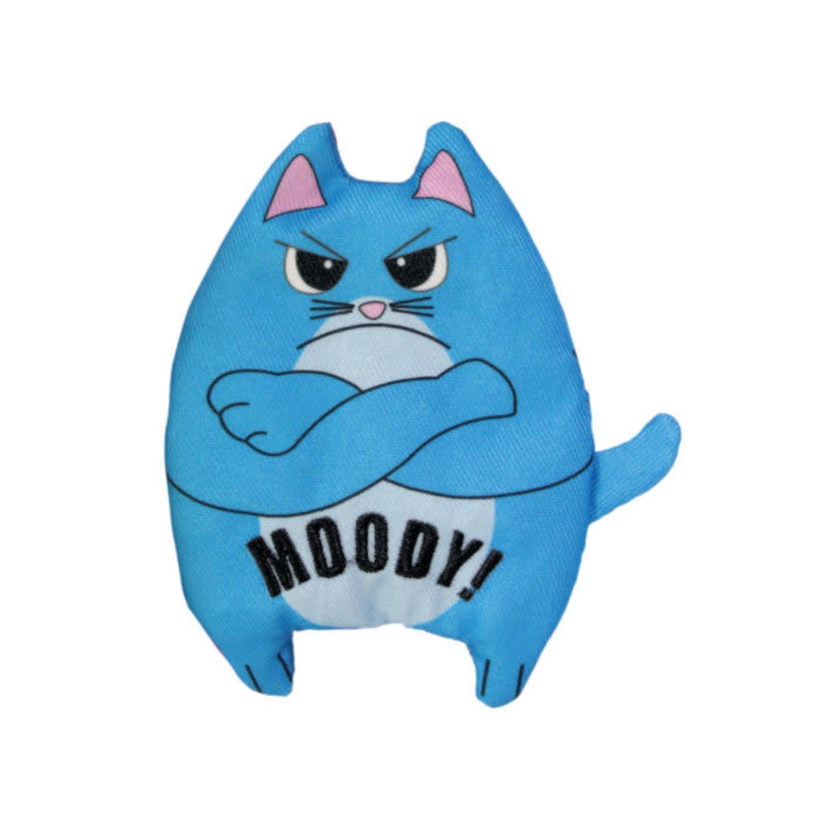 Kong Kong Purrsonality Catnip Toy Moody