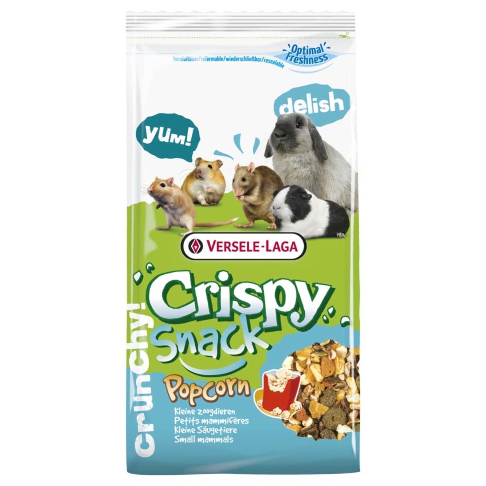 Versele-Laga Crispy Snack for Small Pets Popcorn