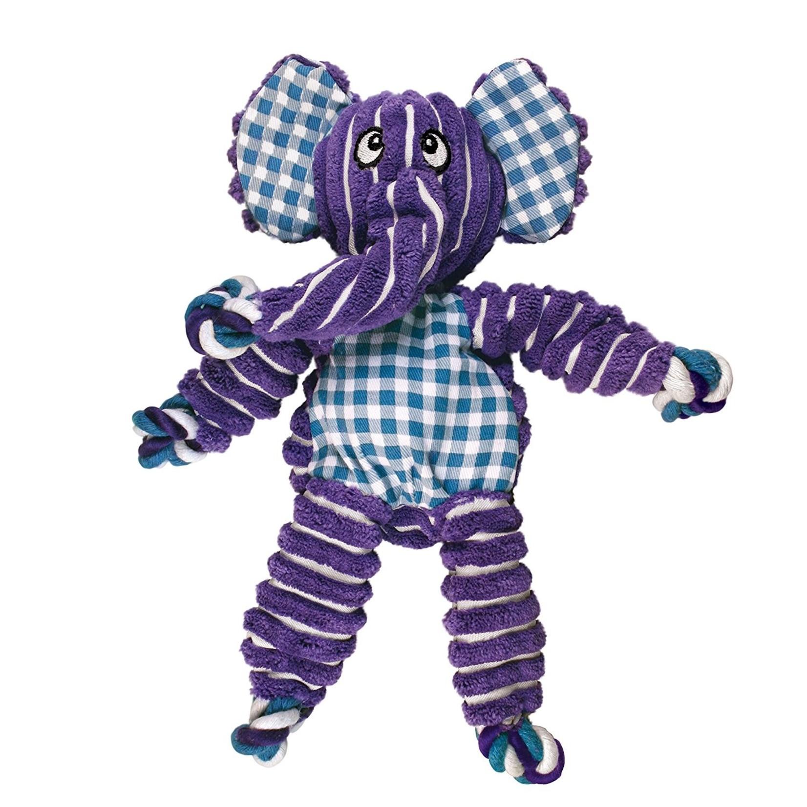 Kong Kong Floppy Knots Elephant