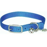 Hamilton Charm CAT Collar with Bell 12 in (3 colours)