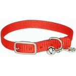 Hamilton Charm CAT Collar with Bell 14 in (3 colours)