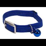 "Safety Cat Collar Blue 12"""