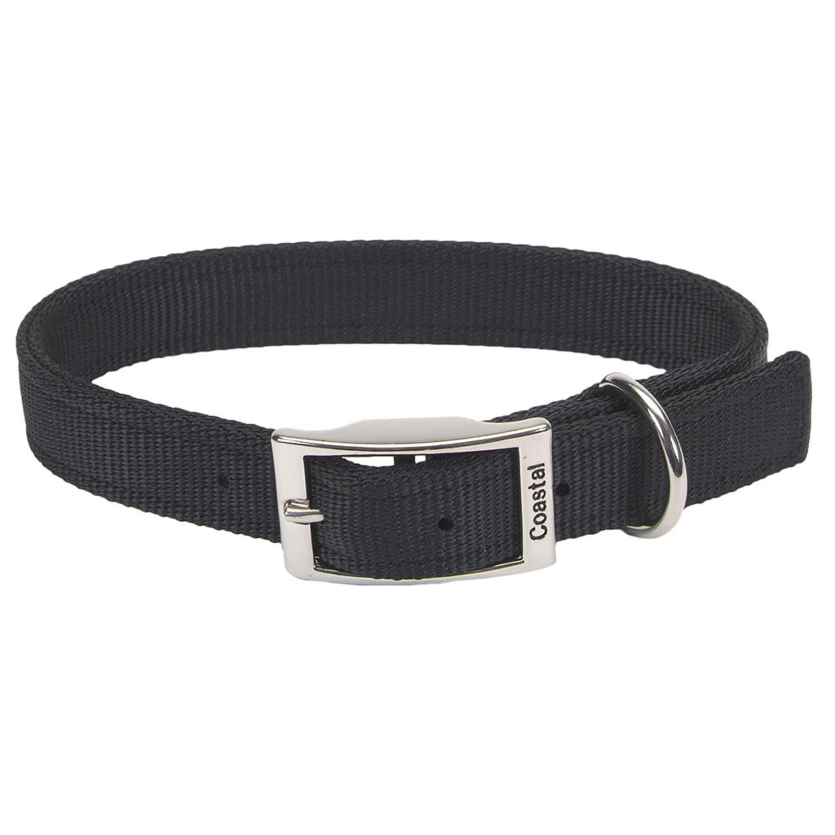 Coastal Coastal Black Belt Collar  22x1''