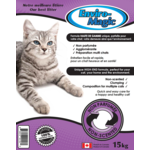 Cat litter Natural (Non- Scented) 15 kg