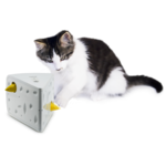 FroliCat Cheese Toy Laser Cat Toy