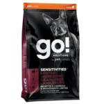 Go! Go! Dog Sensitivities LID GF Lamb