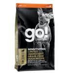 Go! Go! Dog Sensitivities LID GF Duck