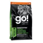 Go! Go! Dog  Sensitivities LID GF Turkey
