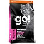 Go! Go! Cat Skin + Coat Care Chicken