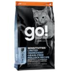 Go! Go! Cat Sensitivities  LID GF Pollock