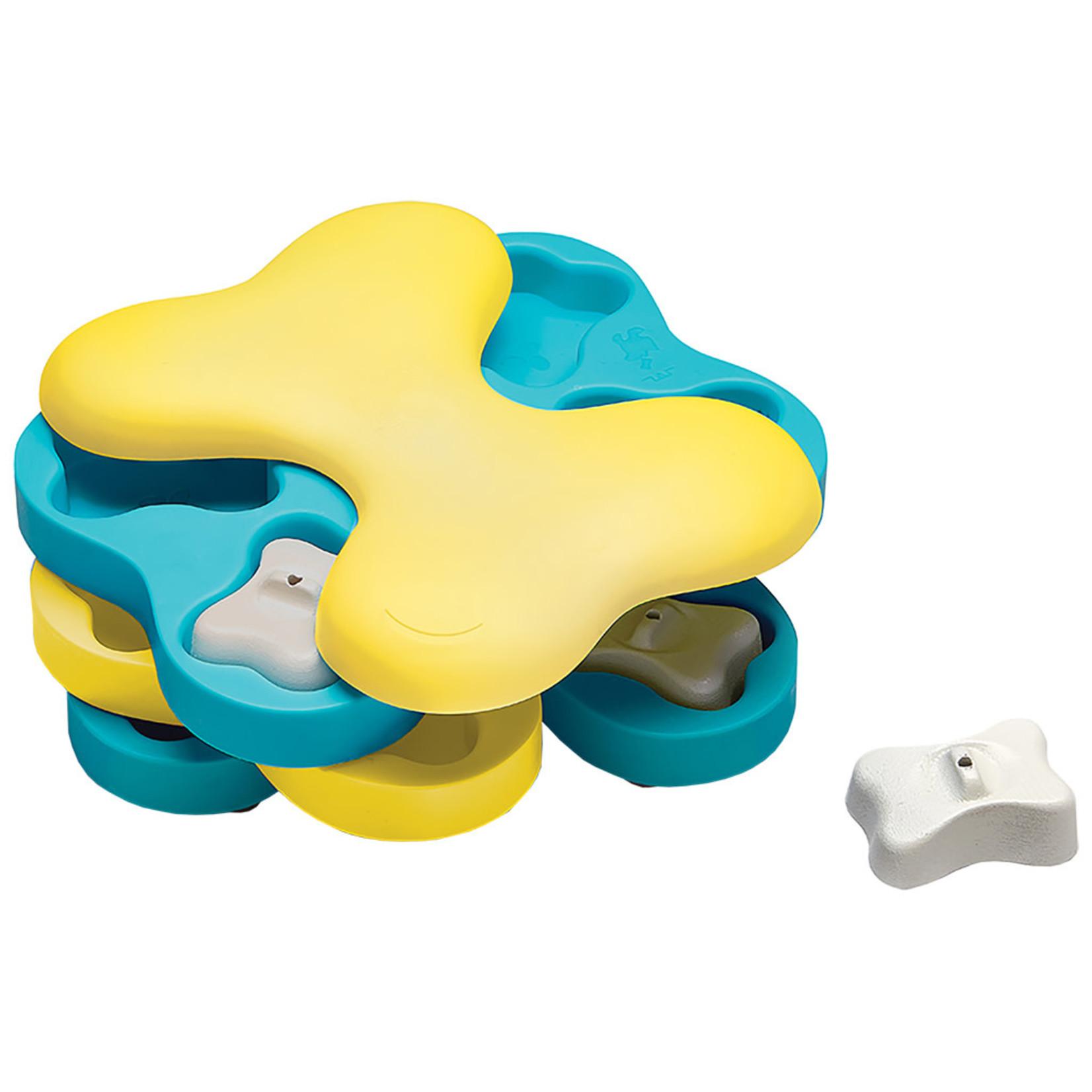 Nina Ottosson Nina Ottosson Tornado Blue & Yellow Puppy Puzzle