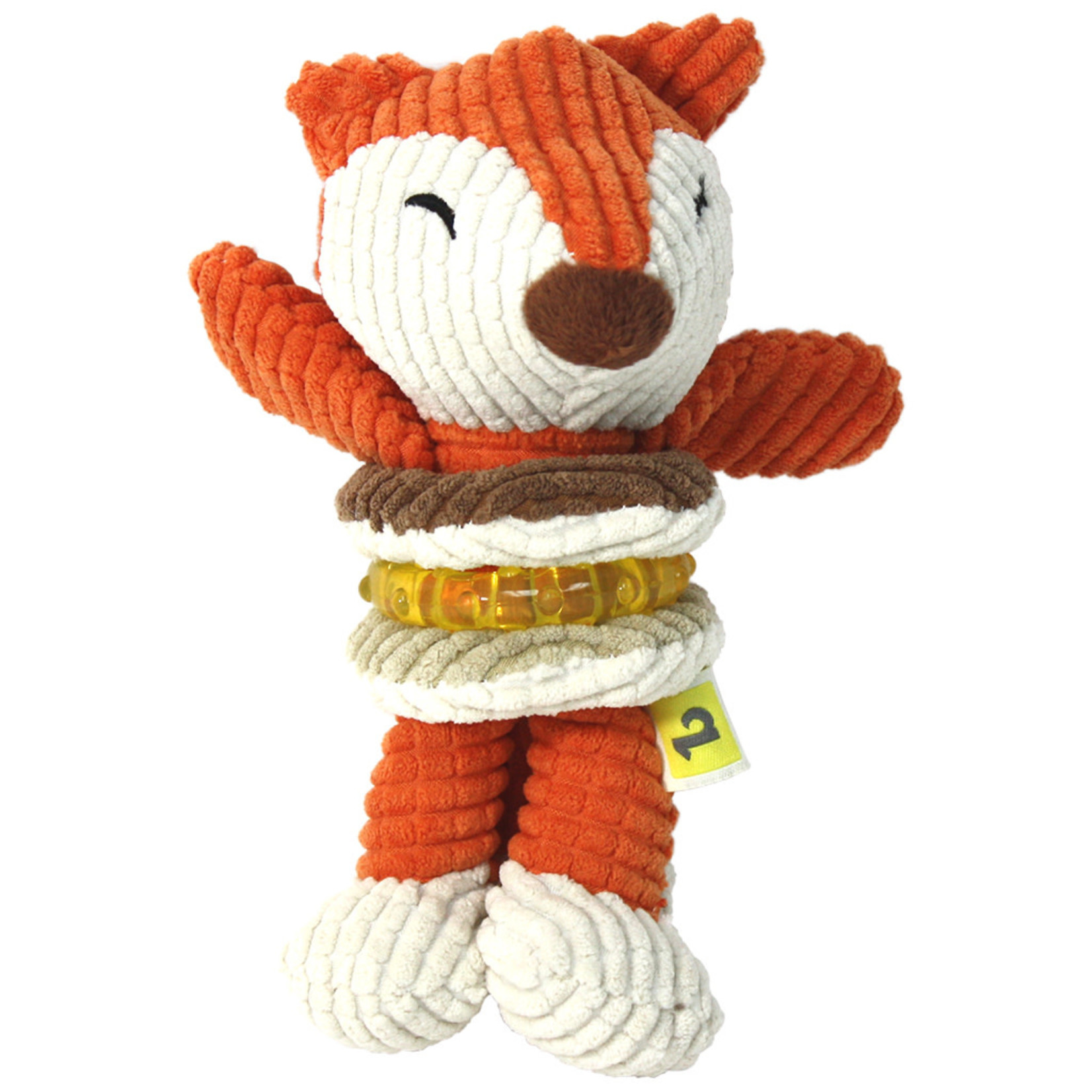 Be one Breed Be One Breed Baby Fox Dog Toy