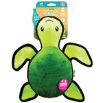 Beco Pets Beco Tommy The Turtle Dog Toy M