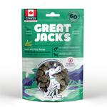 Great Jack's Great Jack's Dog treat  liver & Kelp 198g