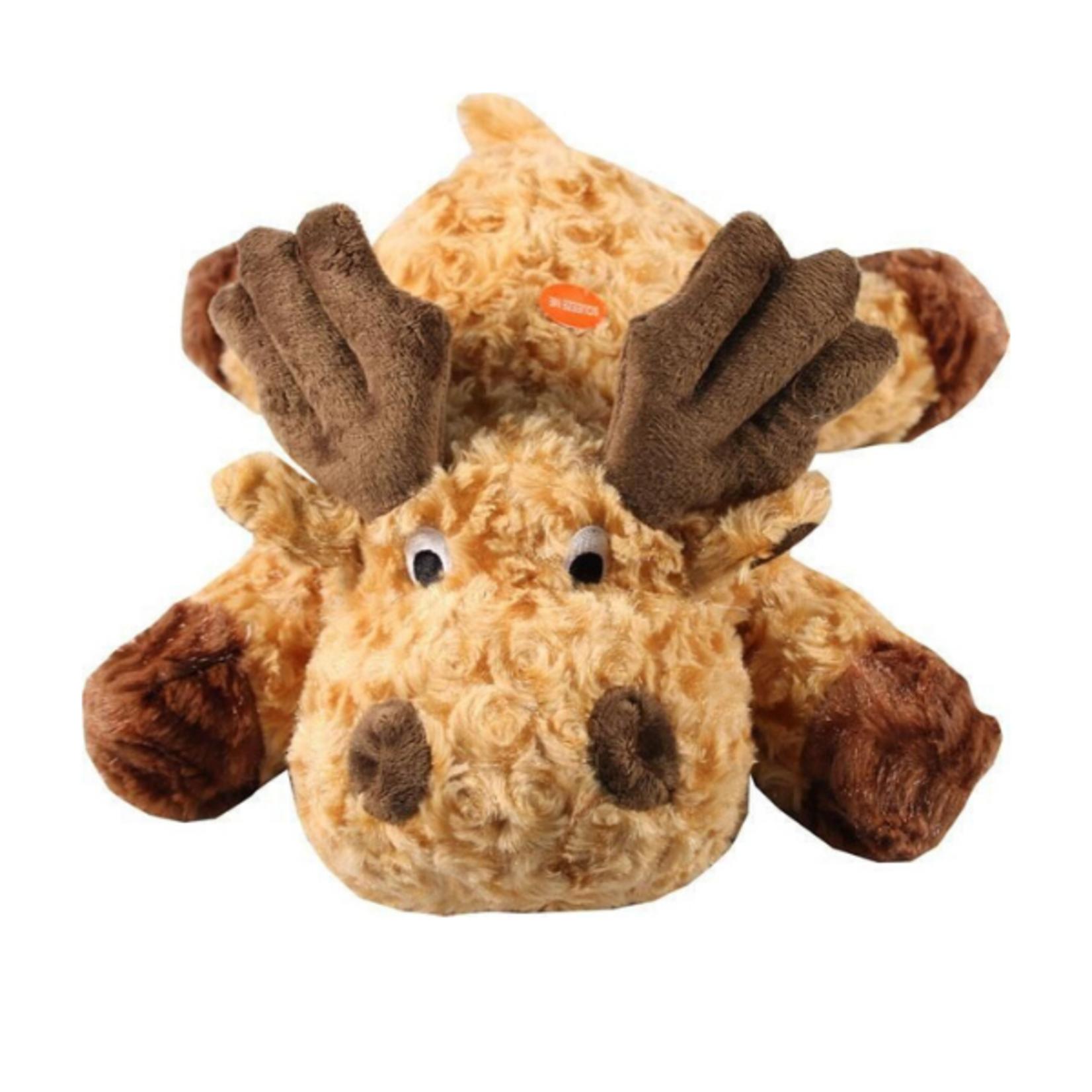 "Moose Dog toy 8"""