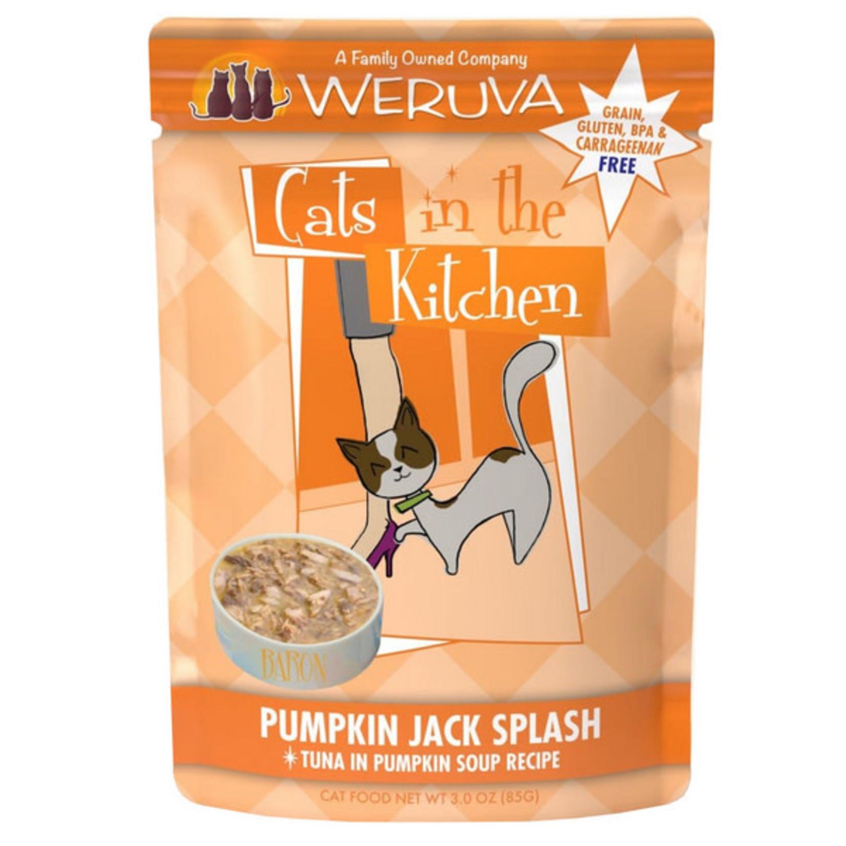 Weruva Weruva Cats in the kitchen Tuna in pumpkin soup