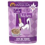 Weruva Weruva Cats in the kitchen Chicken & duck in gravy  3oz