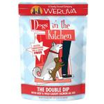 Weruva Weruva dogs in the kitchen beef + salmon