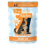 Weruva Weruva dogs in the kitchen chicken + salmon