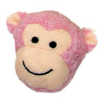 "Lil Pals Lil pals plus puppy toy monkey 3.5"""