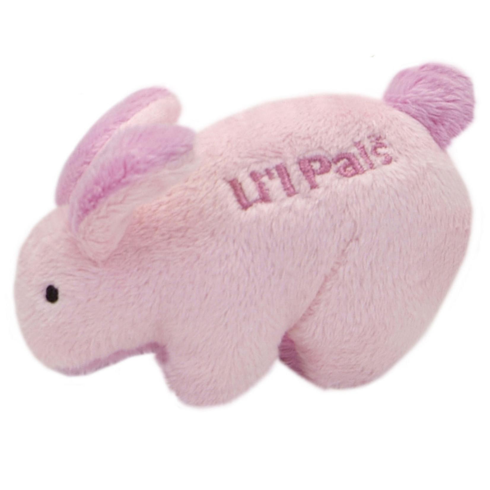"""Lil Pals Lil pals plus toy rabbit 4.5"""""""