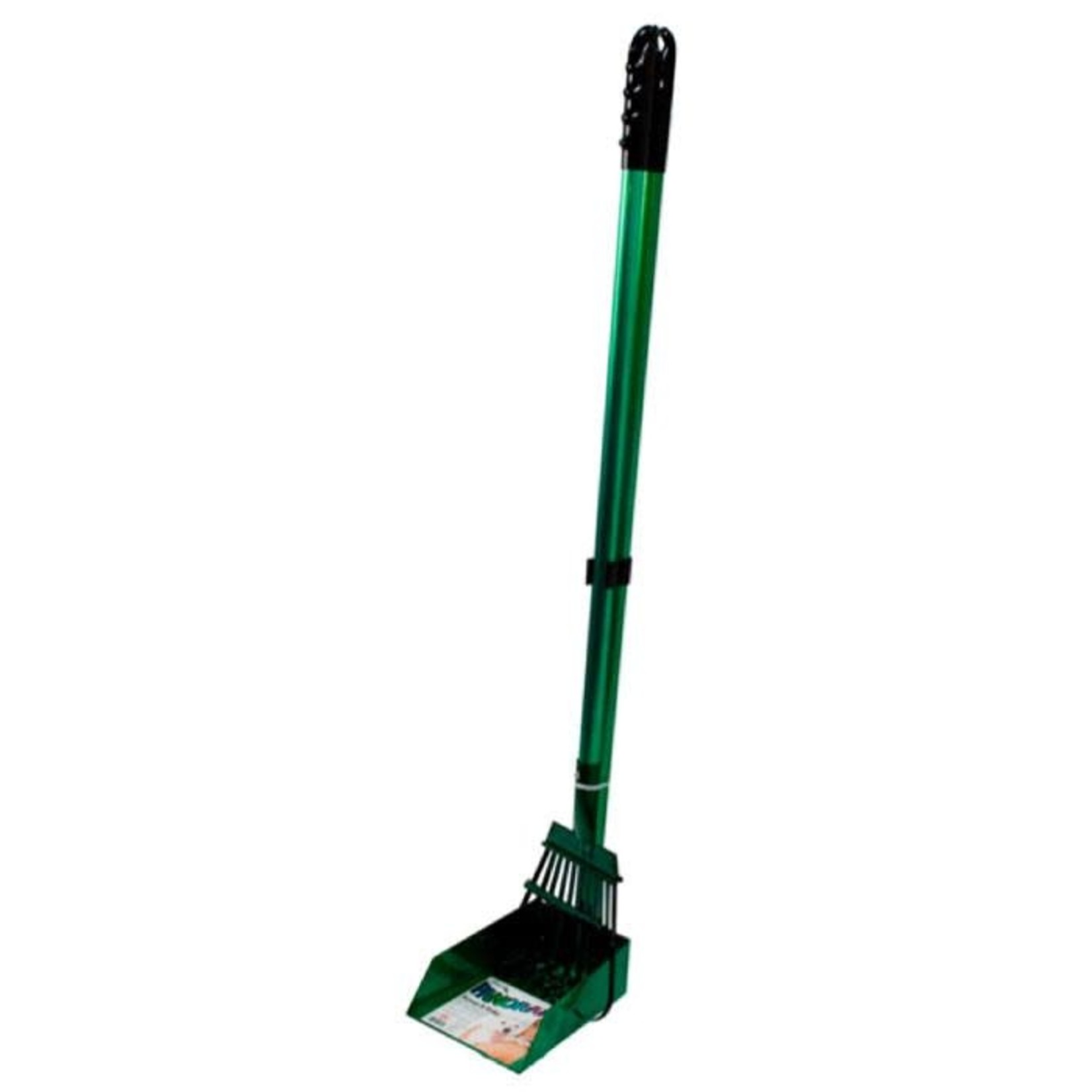 flexrake scoop and rake small green