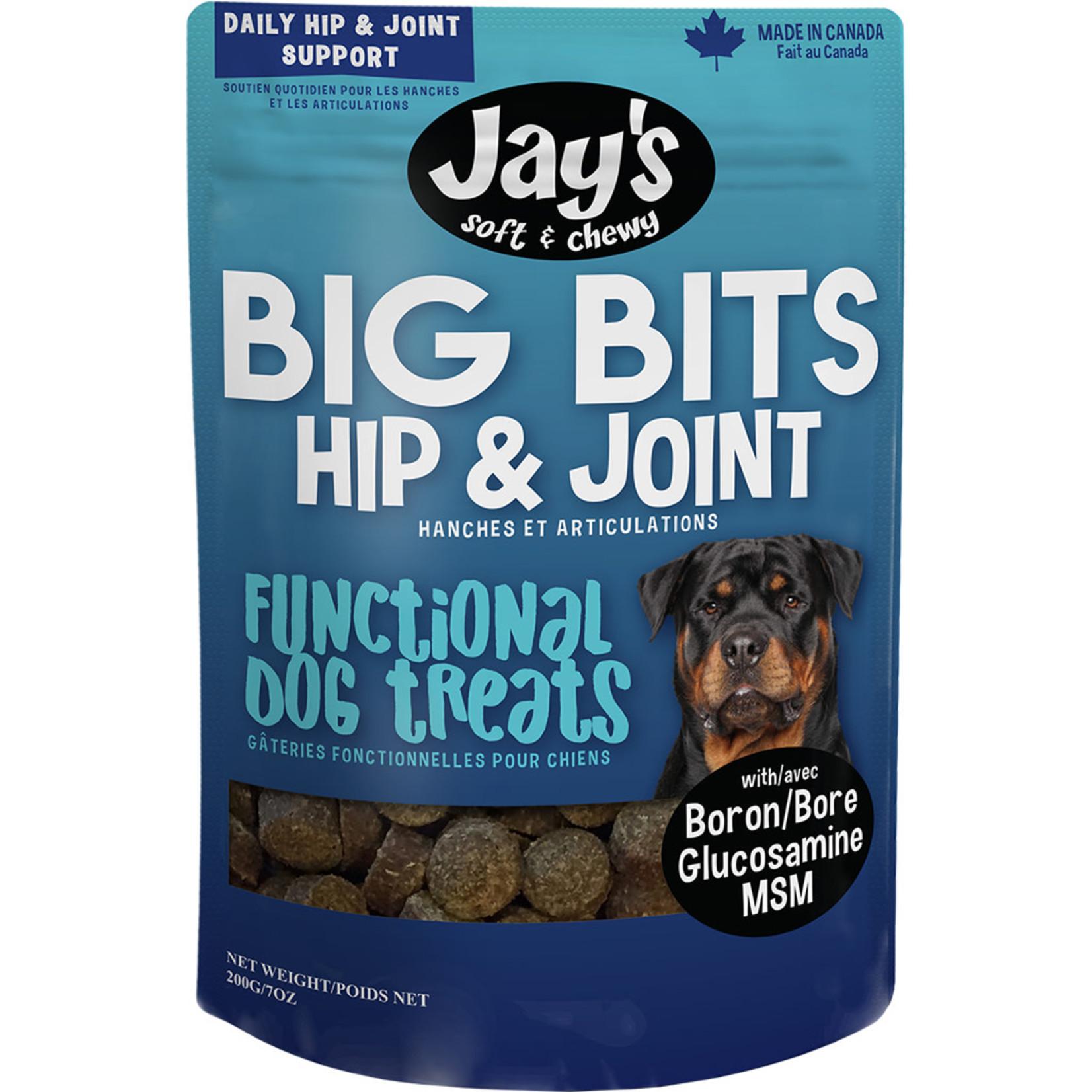 Jays Dog  Big Bits Hip + Joint  200GM