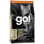 Go! Cat Carnivore GF Lamb + Wild Boar