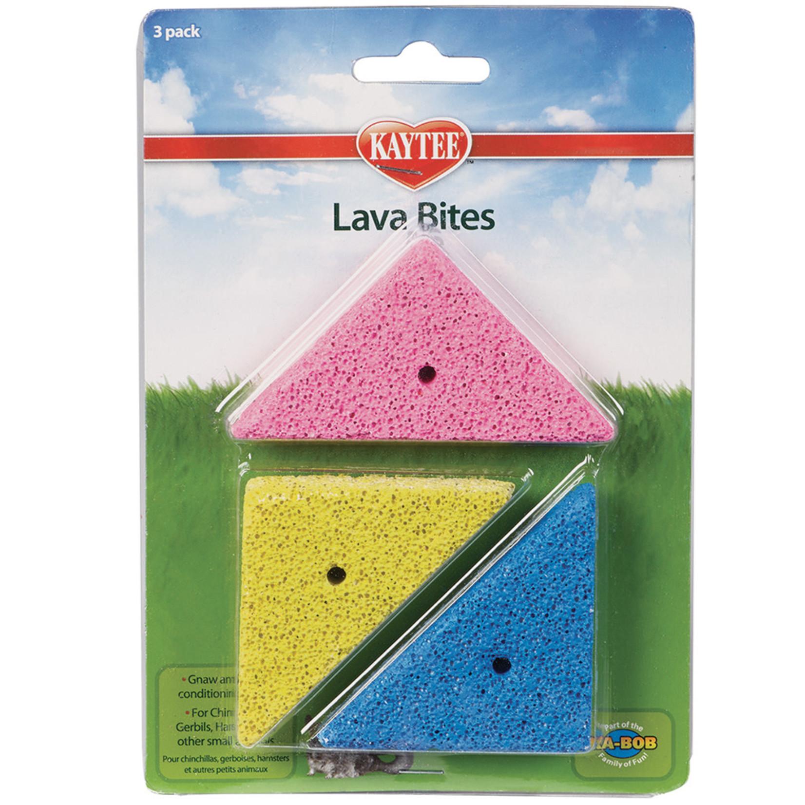 KAYTEE Kaytee Small Pet Lava Nail Trimmer 3PK