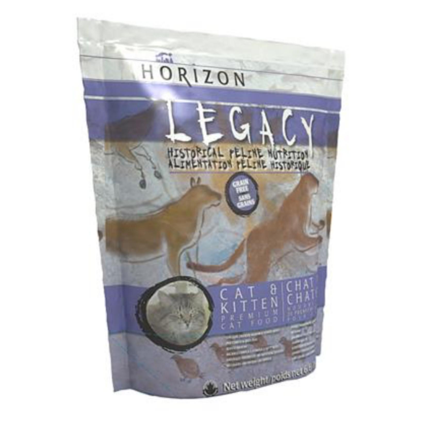 Horizon Legacy GF Cat and Kitten recipe 6.6lb