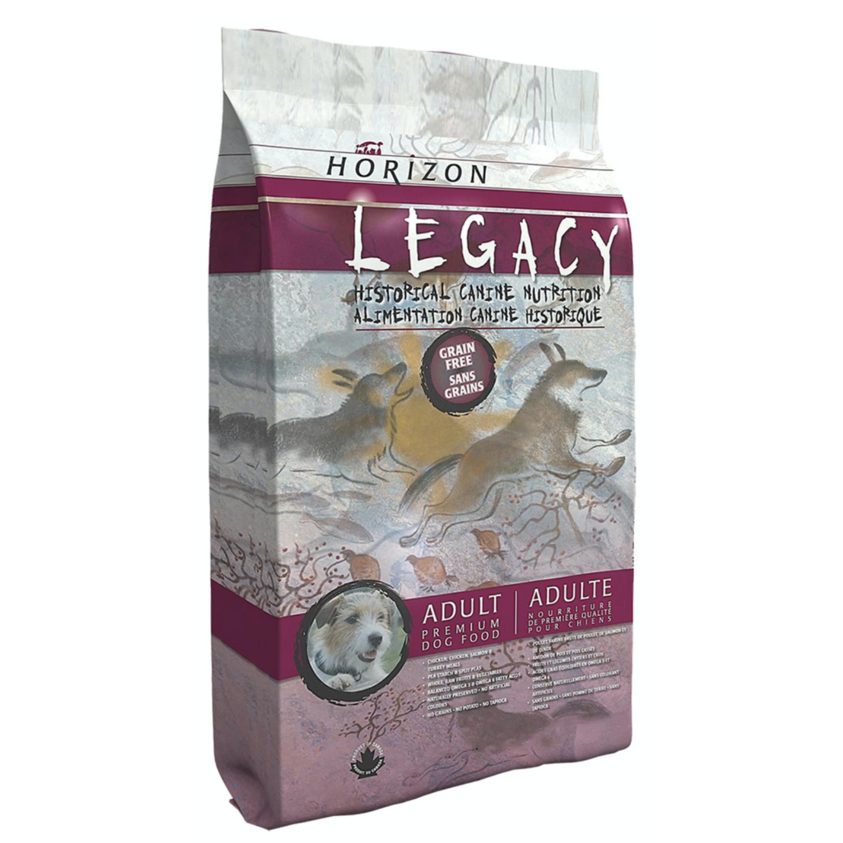 Horizon Pet Nutrition (Pulsar) Legacy Dog Food Adult Tri-Protein