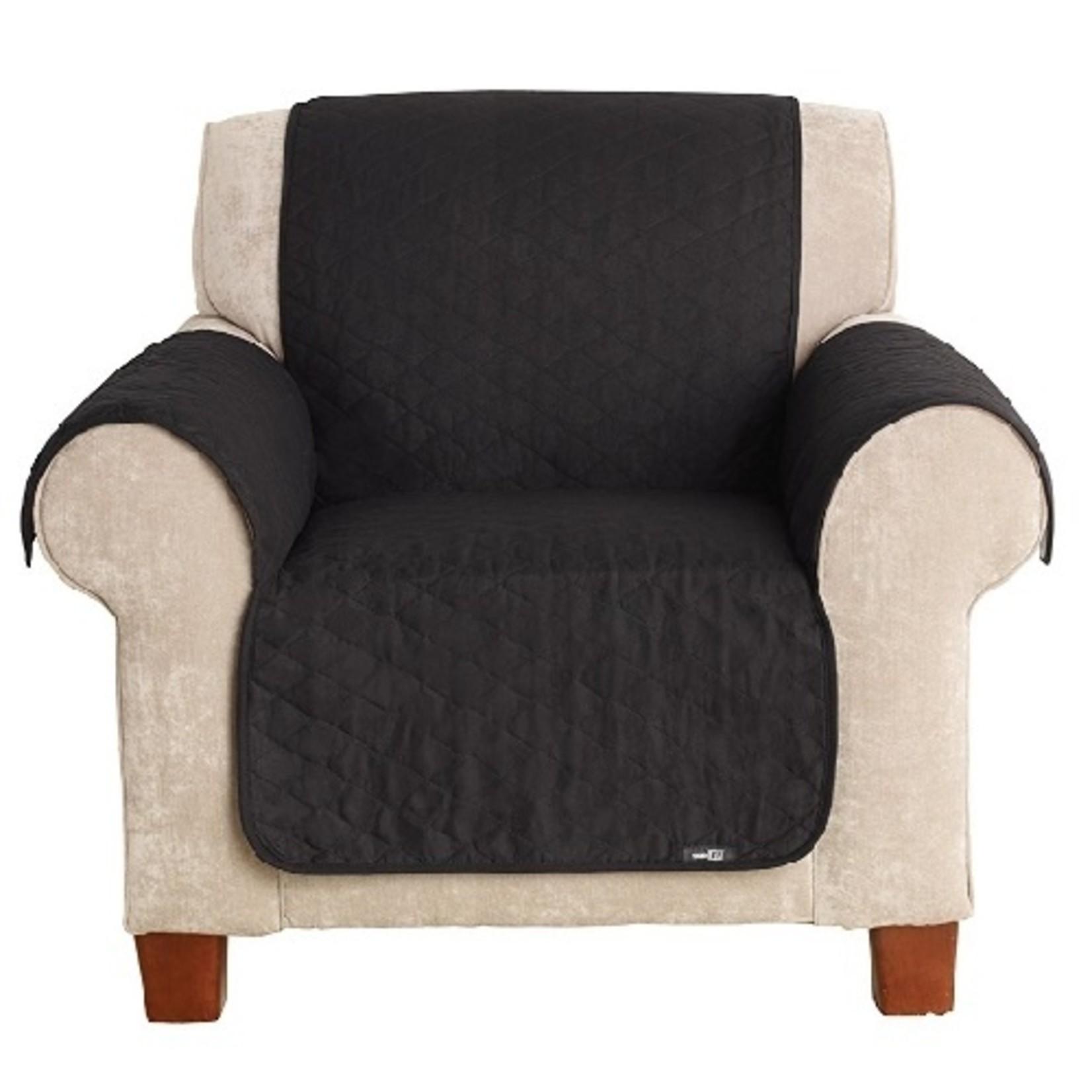 Pet sofa cover black