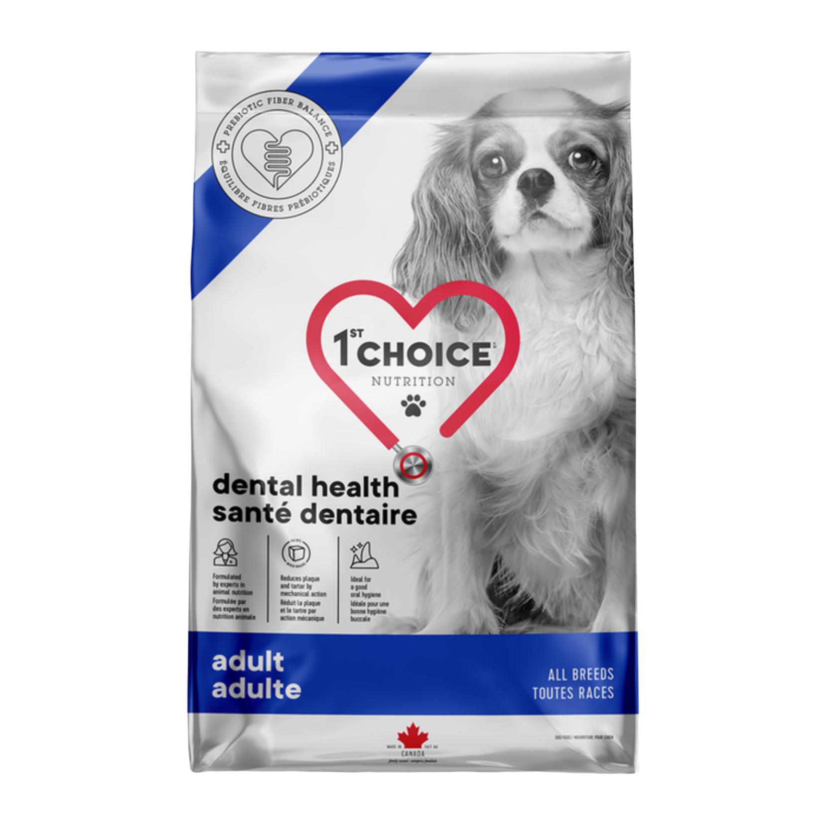 1st choice 1st Choice Dog Dental Health 4.4LB
