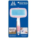 Millers Forge Self Cleaning Soft Slicker Brush Small Cat