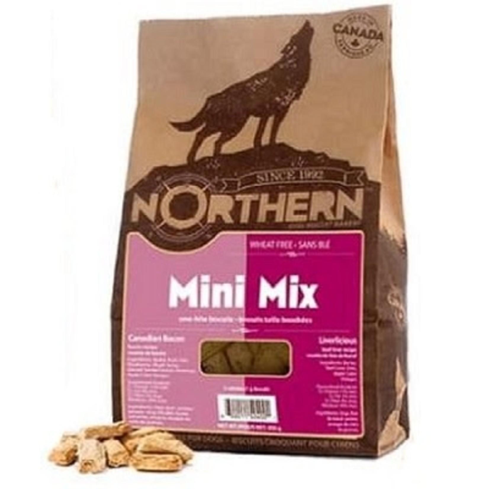 Northern biscuit mini mix Liverlicious 450g