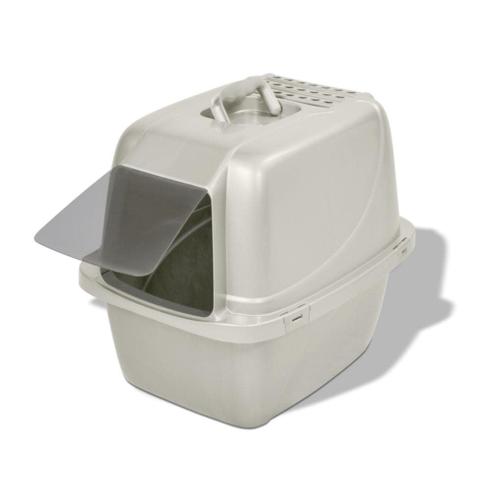 "Van ness Enclosed litter pan L19x15x16"""