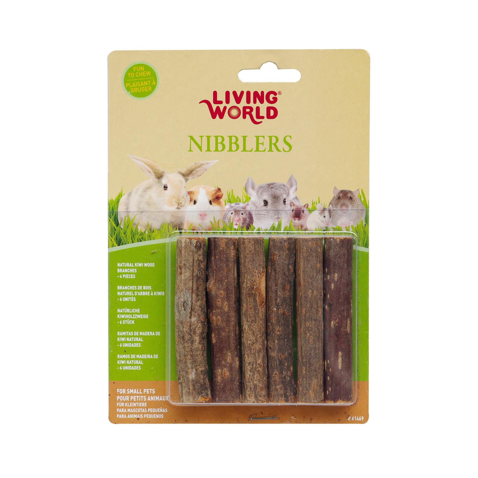 LW Nibblers Wood Chews