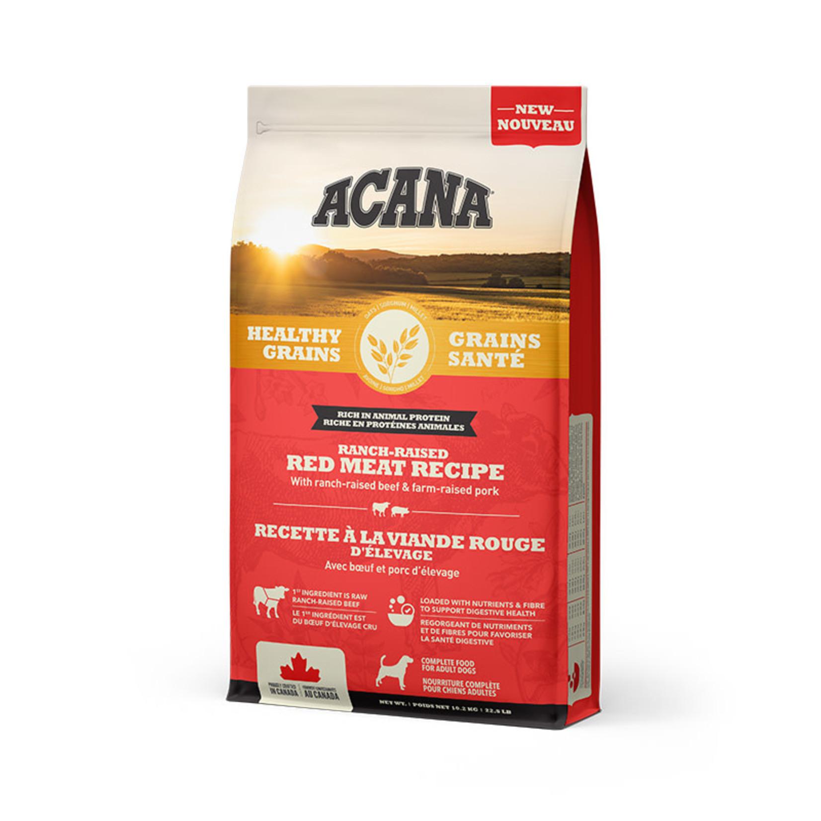 ACANA Acana Dog Ranch Raised Beef+Pork Recipe