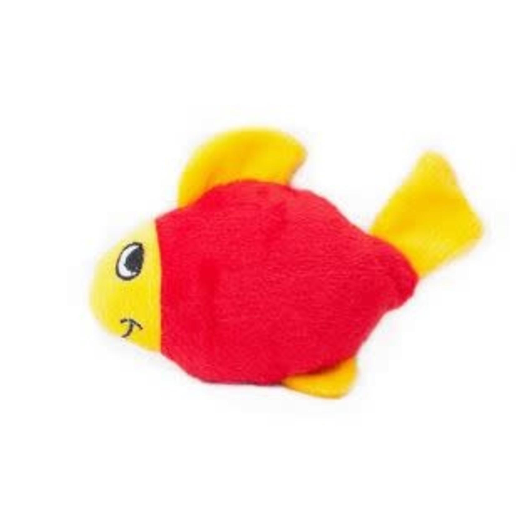 Zippy paws ZP Mini Squeaker Fish  S Dog /puppy