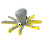 Be one Breed Be One Breed Plush Octopus Crinkle & Catnip
