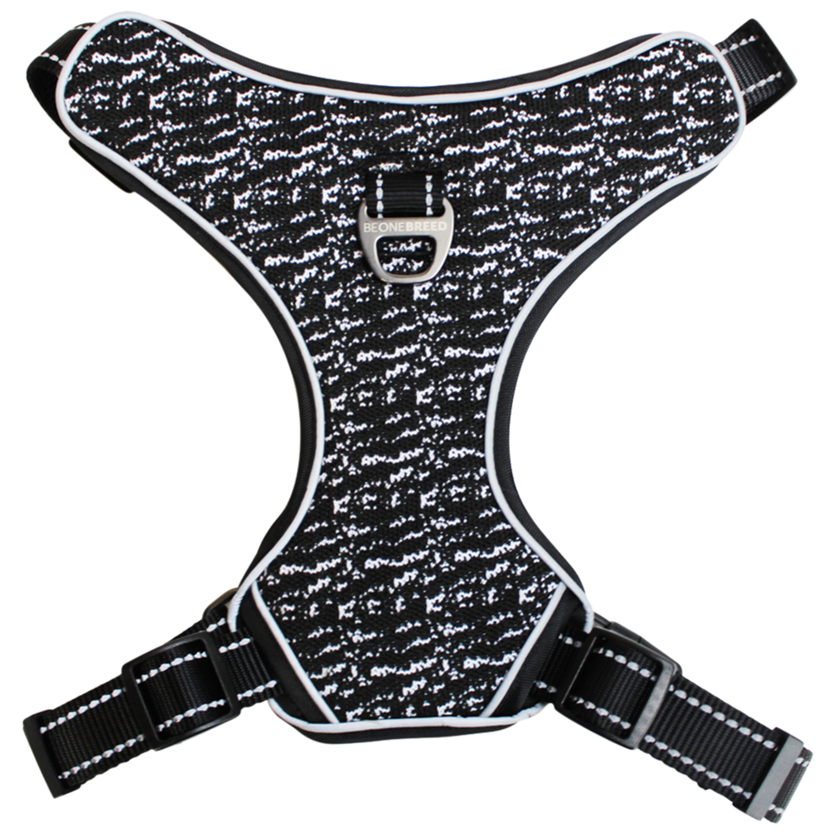 Be one Breed Be One Breed Dog Harness Black mesh