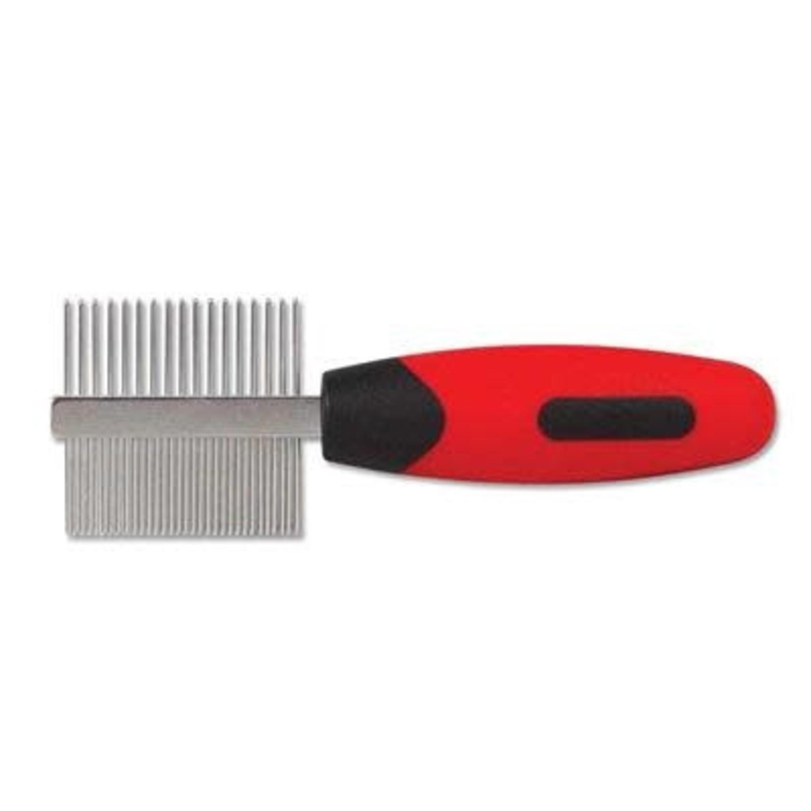 Double Sided Mini Comb Fine & Coarse