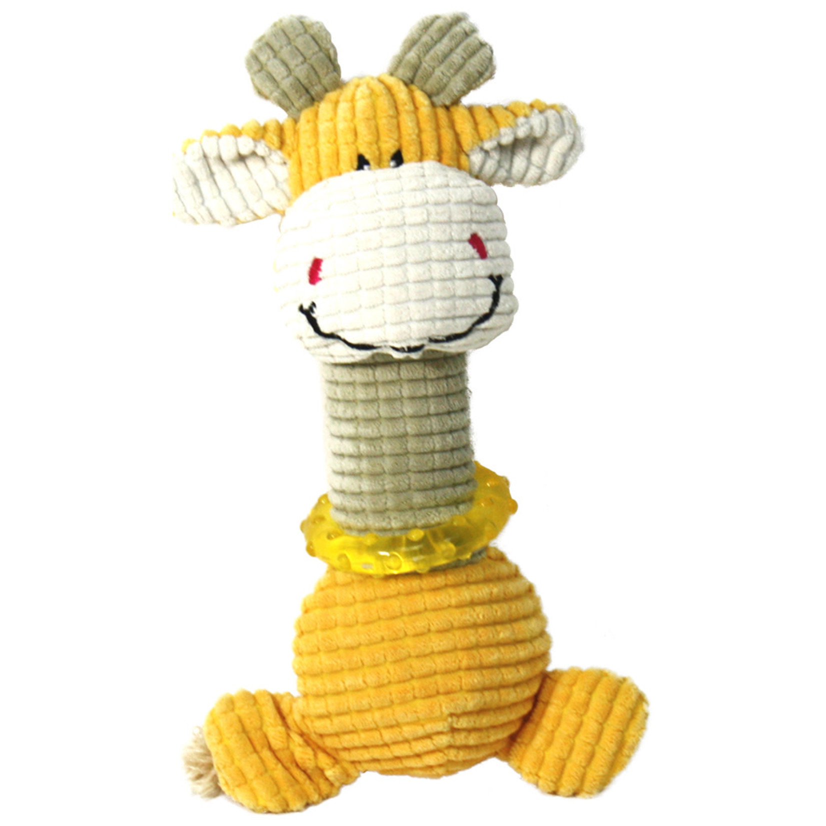 Be one Breed Be One Breed Baby Giraffe Dog Toy
