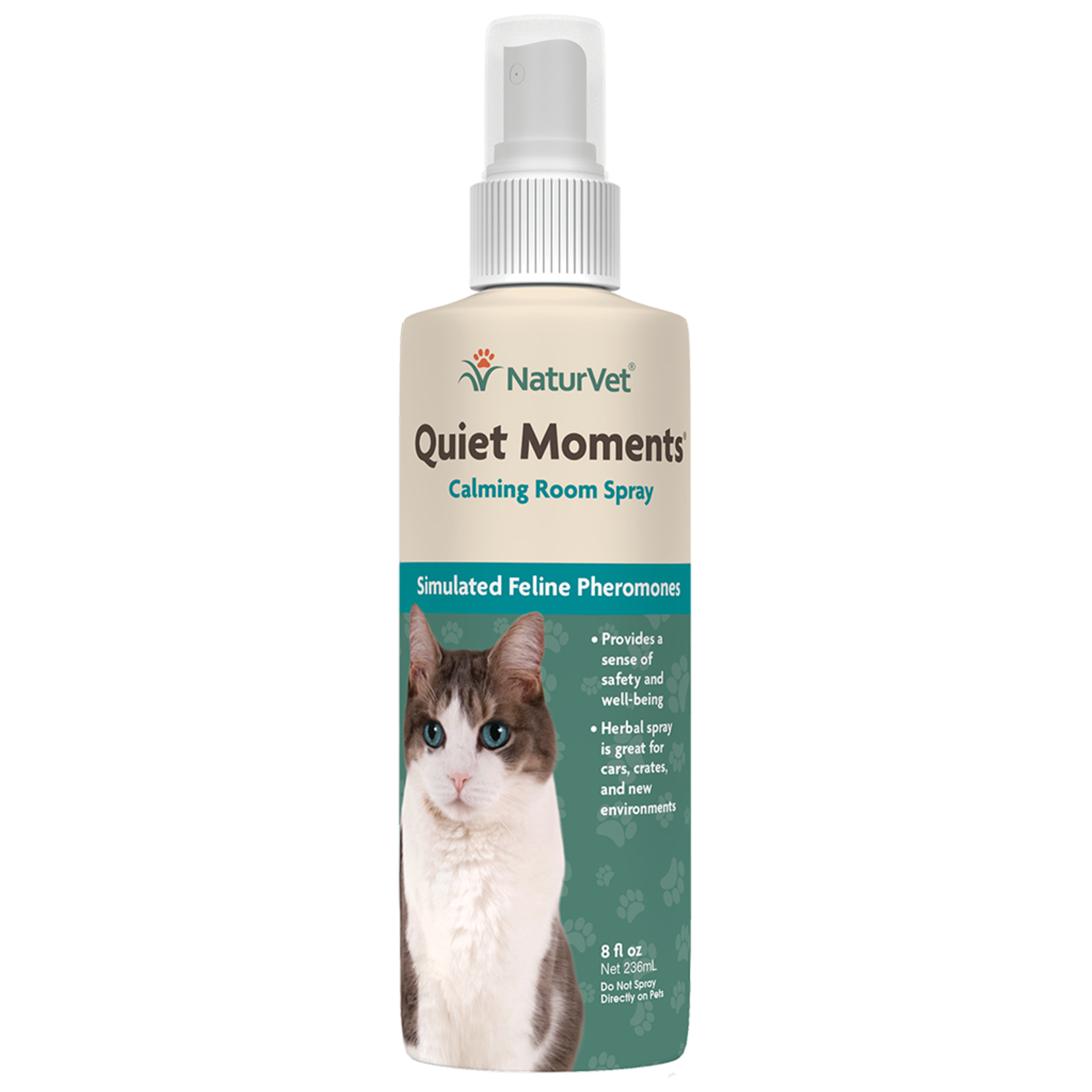 Calming Spray Quite Moments for cats 8 oz